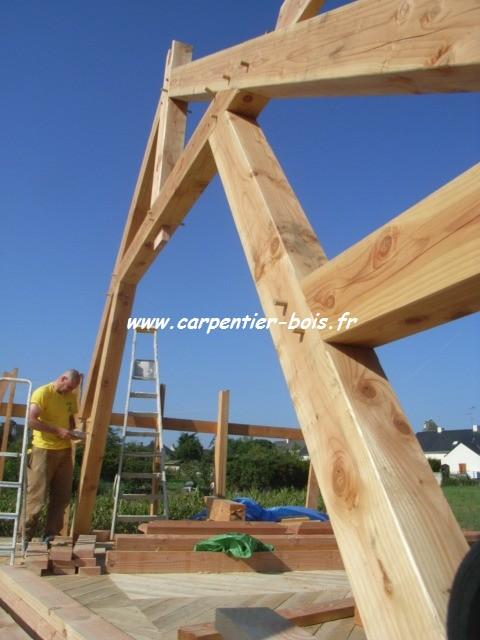 carpentier charpente amiens somme oise construction bois c1. Black Bedroom Furniture Sets. Home Design Ideas